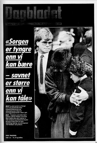 1990 - Scandinavian Star-ulykken